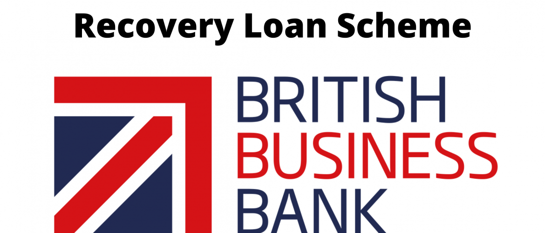 Recovery Loan Scheme Banner