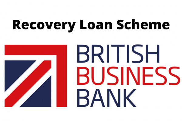 Recovery Loan Scheme Banner